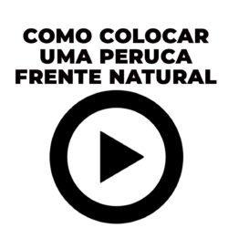 Peruca Frente Natural ROSANGELA