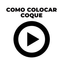 Coque de Cabelo BABY DOME BUBBLE