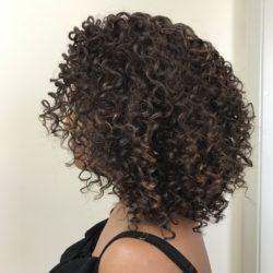 Peruca Lace Front Wig DANI