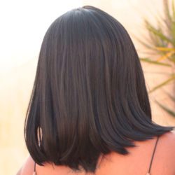 Peruca Lace Front Wig - CHIC
