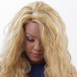 Peruca Front Lace Wig - ISABELA