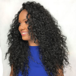Half Wig - Peruca Frente Natural SUPER CAPRI