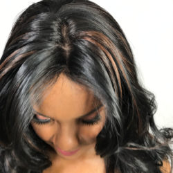 Peruca TOP Lace Front Wig - ARIANE