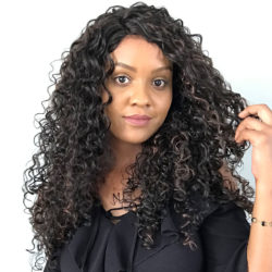 Peruca Lace Front Wig GEOVANA