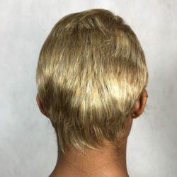 Peruca Wig - ELOÁ - loiro