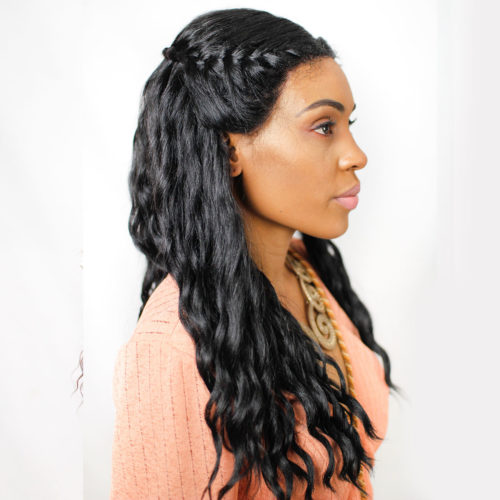 Peruca Lace Front Wig - LAYLA
