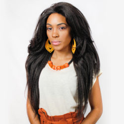 Peruca TOP Lace Front Wig - VANESSA