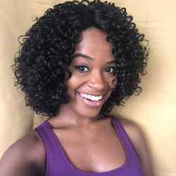 Peruca Lace Front Wig - ALANA
