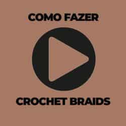 Agulha de Crochet Braids
