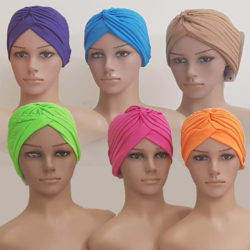 Turbante Afro Liso
