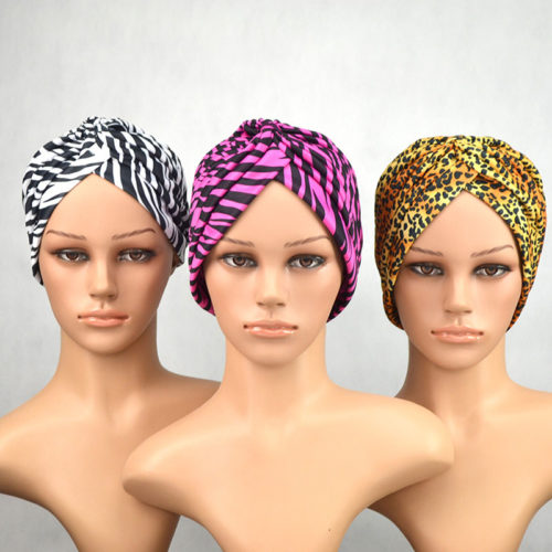 Turbante Afro Estampado